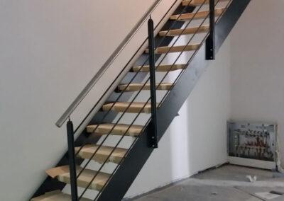 Treppen und Treppengeländer - Barl Metallbau