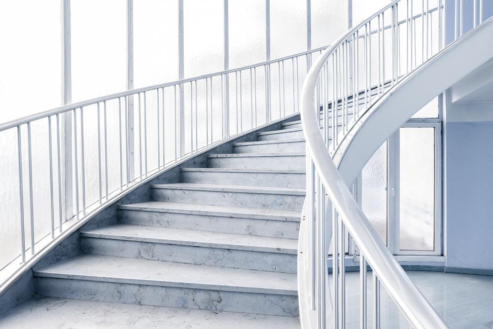 Metallbau Barl fertigt Treppen und Treppengeländer – tolles Design trifft durchdachte Funktion