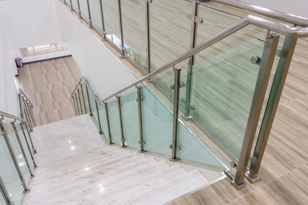 Treppen von Barl Metallbau in Stotzard