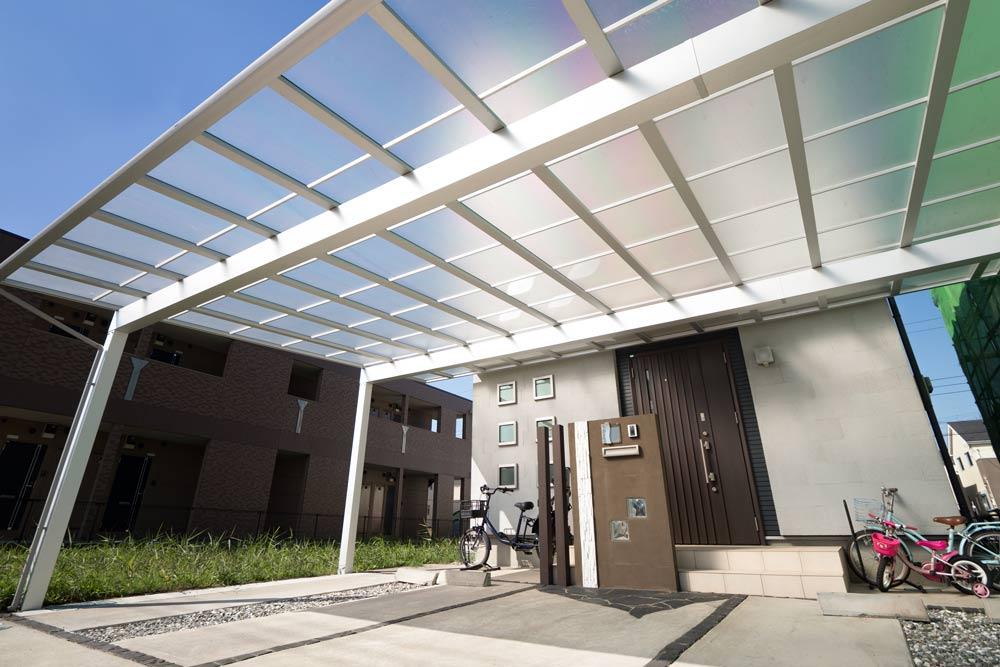 Metallbau Barl - Überdachungen – Schutz und Komfort für Sie und Ihr Haus